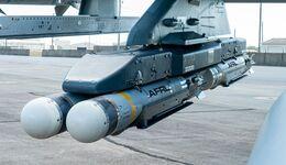 """Golden Horde Vanguars"" mit intelligenten Bomben auf Basis der Small Diameter Bomb (USAF)."