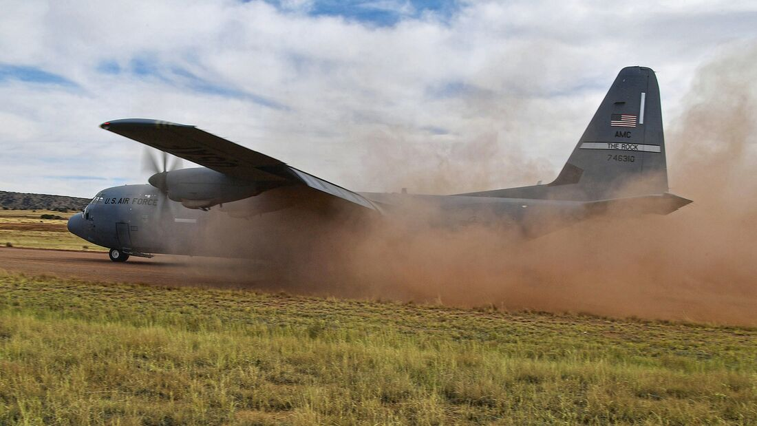 29th WPS: Forging C-130 Tactical Experts