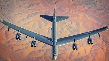 340th EARS fuels Bomber Task Force mission