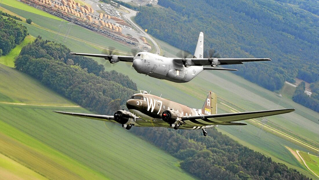 37th AS flies with W7 after 70 years
