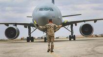 A310 MRTT der Luftwaffe - 1000 Flüge über Syrien und dem Irak