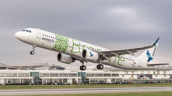 A321neo Start
