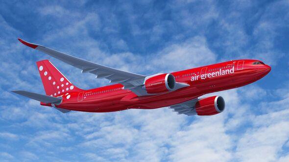 A330-800 für Air Greenland