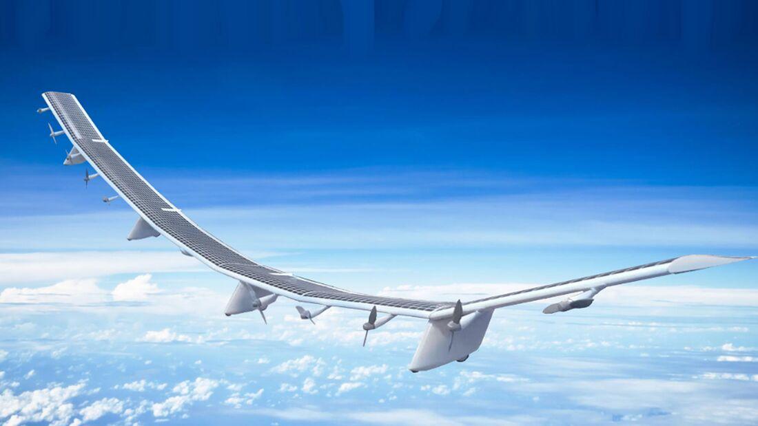 AeroVironment Hawk30 HAPS