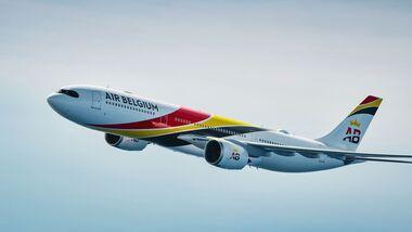 Air Belgium erhält zwei Airbus A330-900 für ihre Langstreckendienste.