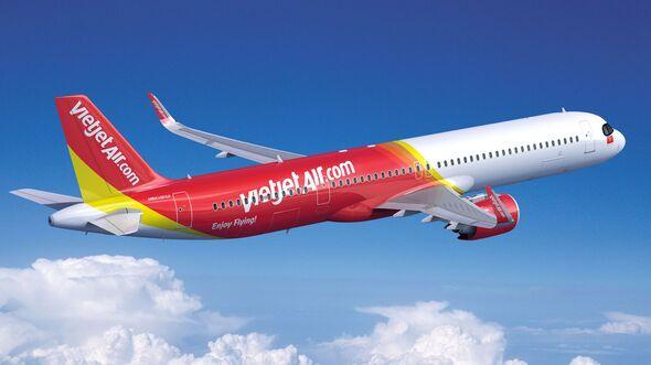 Airbus A321XLR für VietJet.