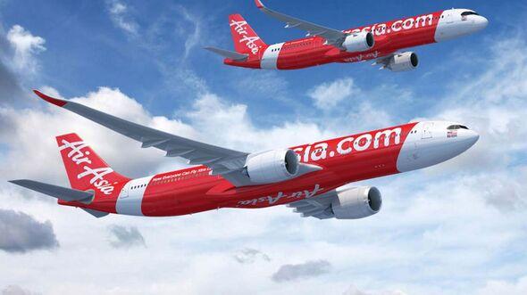 Airbus A321XLR und A330neo für AirAsia X.