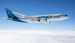 Airbus A330-800 im Flugtest.