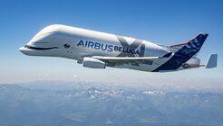 Airbus BelugaXL.