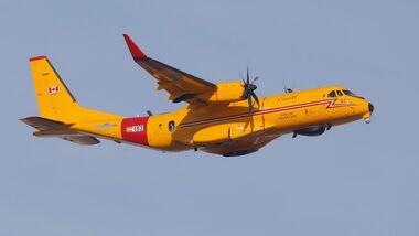 Airbus C295 (CC-295) für die Royal Canadian Air Force.