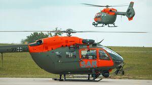 Airbus Helicopters H145 LUH SAR der Heeresflieger in Niederstetten.