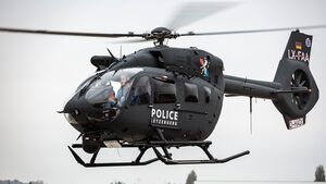Airbus Helicopters H145M für Luxemburg.