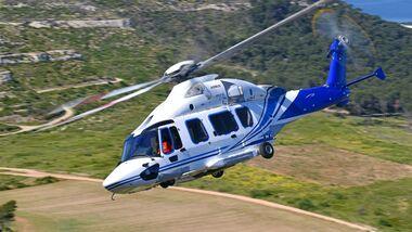 Airbus Helicopters H175 für Omni in Brasilien.