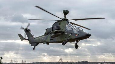 Airbus Helicopters Tiger der Heeresflieger.