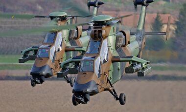 Airbus Helicopters Tigre der Armée de Terre.