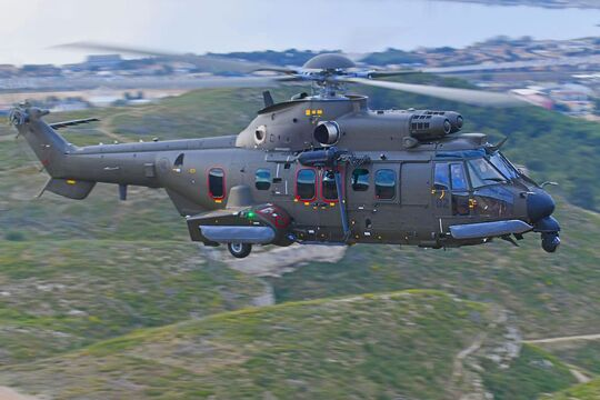 Airbus Helicopters hat im März 2021 die Lieferungen der H225M an die Luftstreitkräfte Singapurs begonnen.