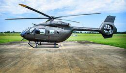 Airbus Helicopters hat mit der Lieferung von UH-72B an die US Army begonnen.