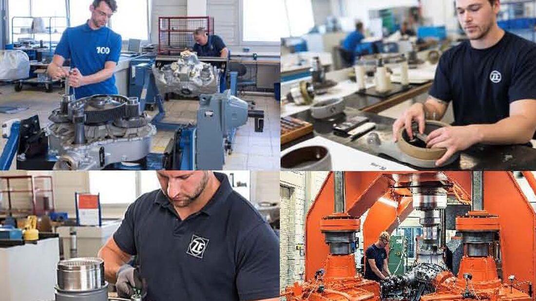 Airbus Helicopters übernimmt die ZF Luftffahrttechnik in Kassel-Calden.