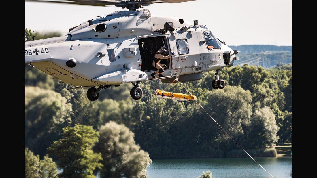 Airbus Heliopters Sea Lion für die Marine.