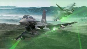 Airbus bietet der Luftwaffe die Entwicklung des Eurofighter ECR an, um einen Teil der Aufgaben des Tornado abzudecken.