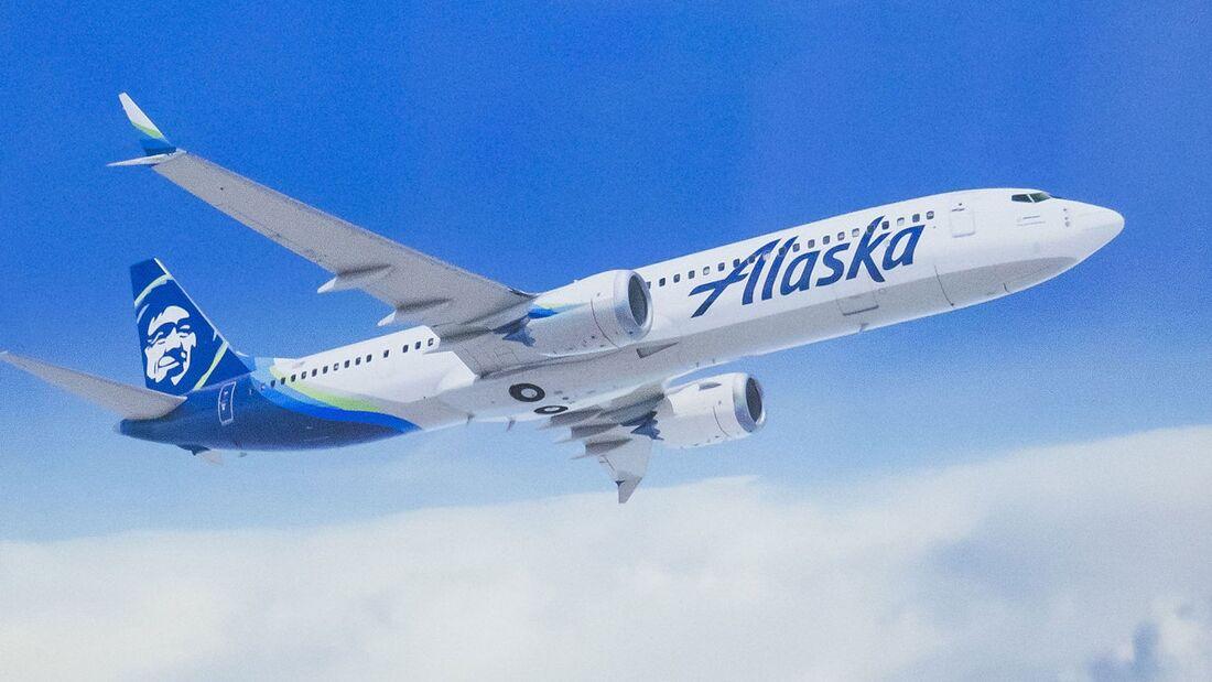 Alaska Airlines hat weitere Boeing 737-9 bestellt, um seine Flotte zu vereinheitlichen.