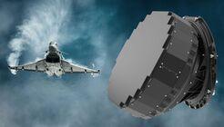 Alle im Dienst bleibenden Eurofighter der Luftwaffe sollen das neue AESA-Radar erhalten.