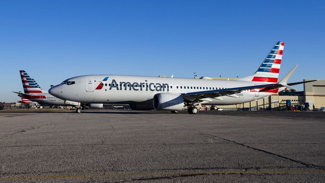 American Airlines hat die Boeing 737 MAX seit 29. Dezember 2020 wieder im Liniendienst.