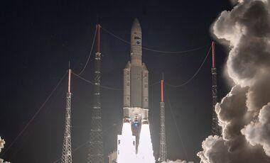 Ariane 5 startet am 26. November 2019 zum Flug VA250.
