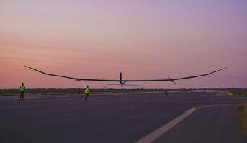 BAE Systems PHASA-35: Erstflug in Australien.