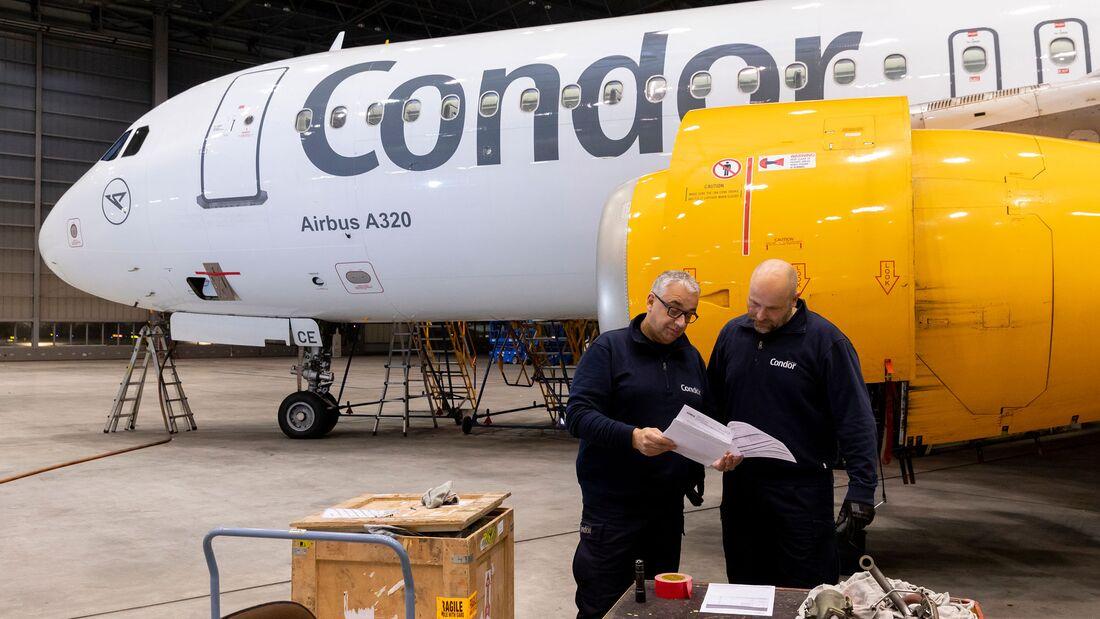 Bei Condor Technik arbeiten ab Herbst 14 Auszubildende.