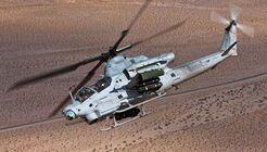 Bell AH-1Z des US Marine Corps.