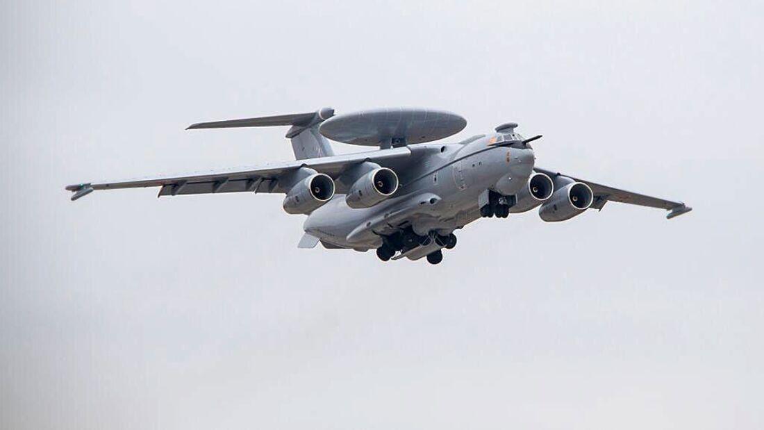 Berijew A-100 Testflugzeug
