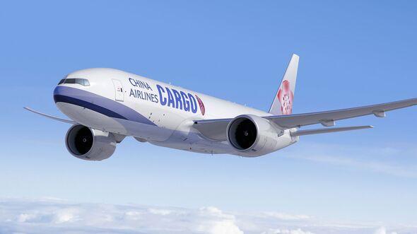 Boeing 777F für China Airlines