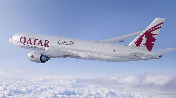 Boeing 777F für Qatar Cargo