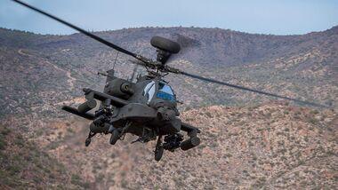 Boeing AH-64 Apache.