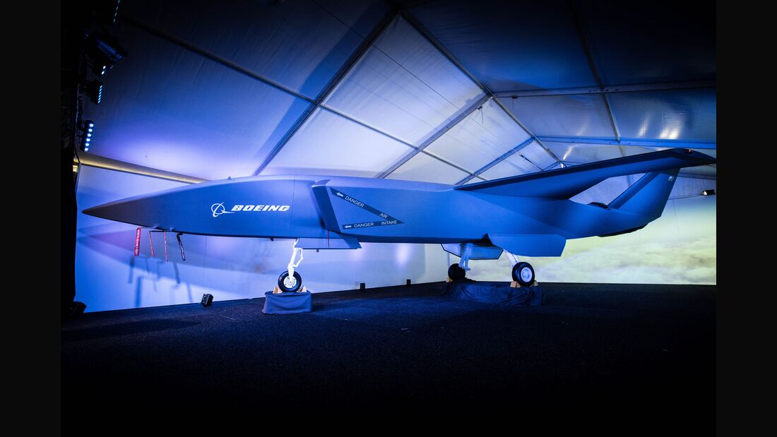 Boeing Airpower Teaming System auf der Australian International Airshow 2019