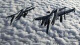 Boeing EA-18G Growler der US Navy.