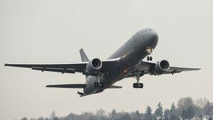 Boeing KC-46A startet von Seattle nach Altus AFB