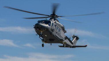 Boeing MH-139A bei der US Air Force in Duke Field.