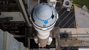 Boeing Orbital Flight Test-2 Prelaunch