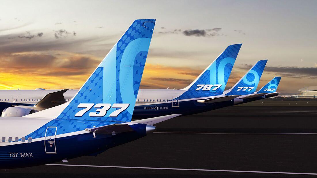 Boeing erhält Bauteile aus Deutschland für seine Verkehrsflugzeuge.
