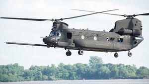 Boeing hat am 1. September 2020 den ersten MH-47G Block II Chinook an das Special Operations Command übergeben.