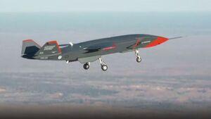Boeings Loyal Wingman flog am 27 Februar 2021 in Woomera zum ersten Mal.