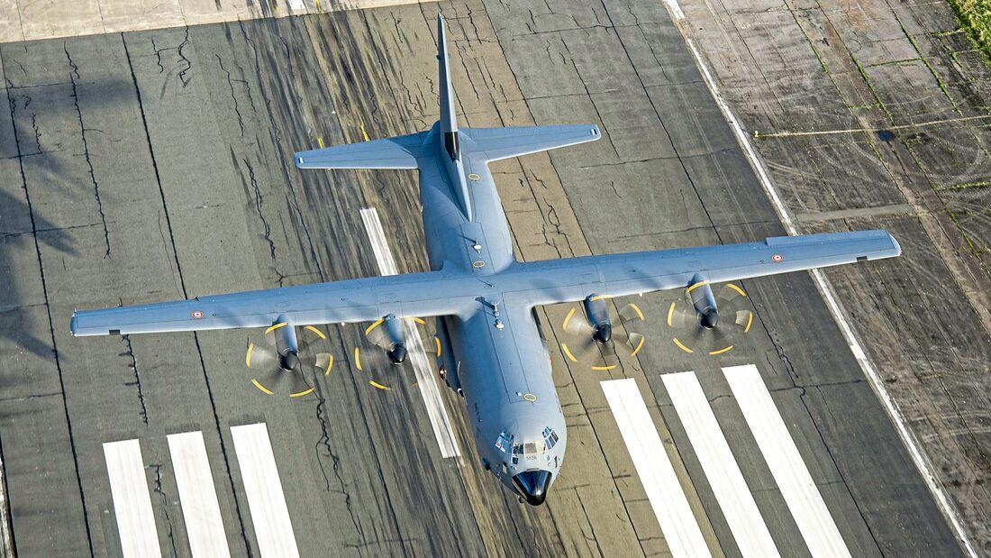 C-130J-30 Super Hercules