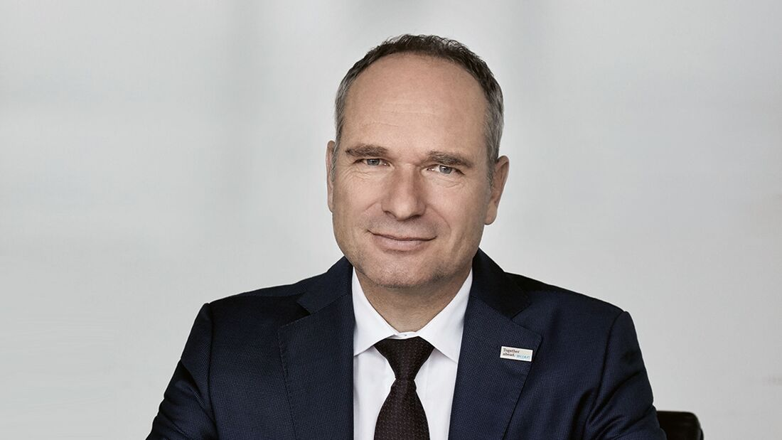 CEO Urs Breitmeier verlässt RUAG