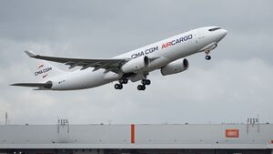 CMA CGM AirCargo hat sich vier gebrauchte Airbus A330-200F beschafft.