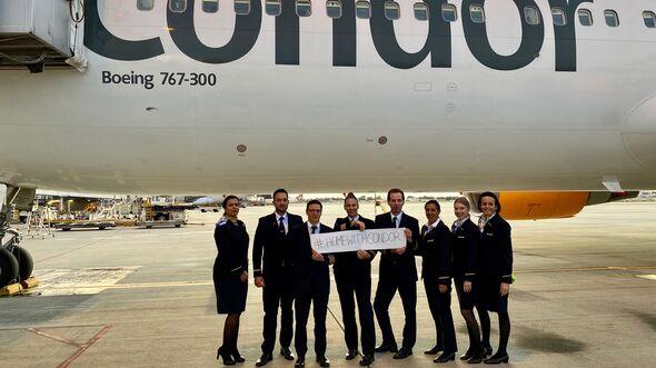 Condor führt zahlreiche Rückholflüge für das Auswärtige Amt durch.