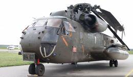Das Hubschraubergeschwader 64 hat die ersten CH-53GS Obs erhalten.