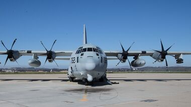 Das US Marine Corps hat nun alle zehn Lockheed Martin KC-130J Harvest Hawk+ im Dienst.