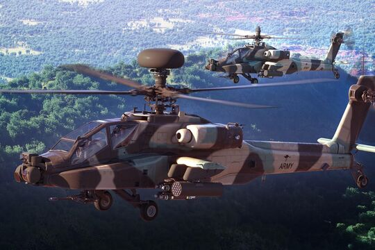 Das australische Heer erhält ab 2025 knapp 30 Boeing AH-64E Apache Guradian.